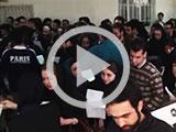 ویدیو: دادآفرین؛ گزارش از اولین مرحله آزمون های گام نخست وکالت 1394